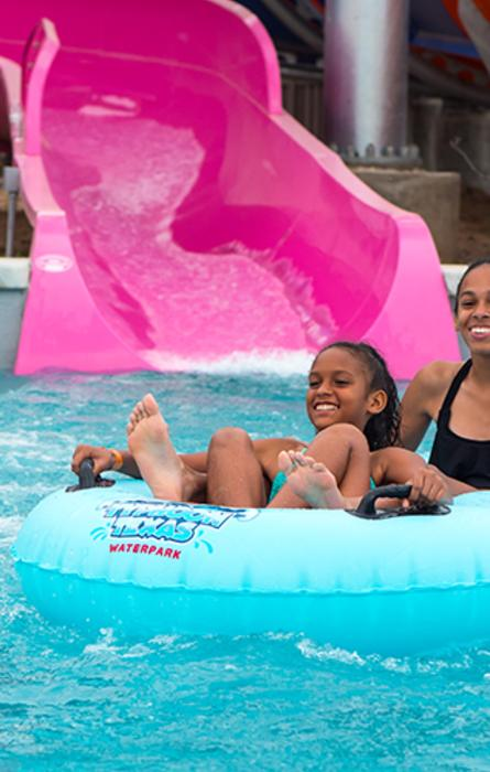 Typhoon Texas - summer of fun pass