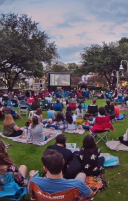 Market Square Movie Night