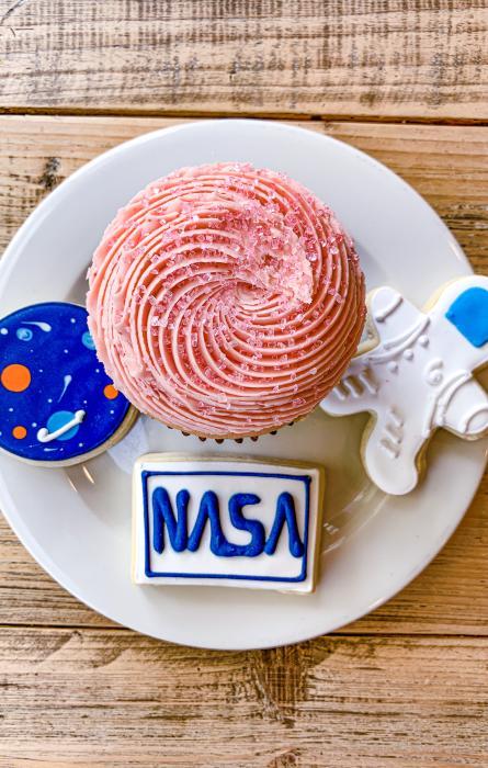 Oh LaLa NASA theme