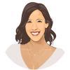 Alison Lamell Illustrated Headshot