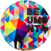 Beaumont Calder Mural with umbrella Go Beau