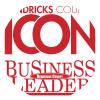 Hendricks County ICON Business Leader logo