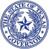 Office of The Texas Governor Logo