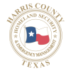 Harris County Office of Homeland Security & Emergency Management Logo