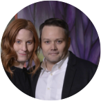 Kolene Allen and Jon Dunn