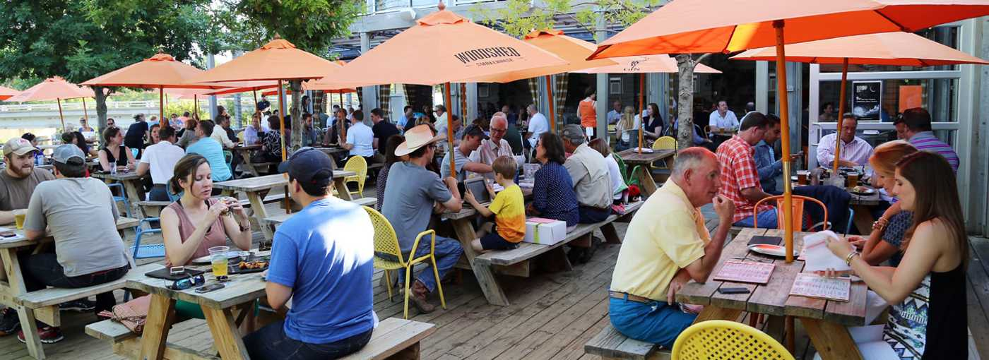 Summer Patios In Fort Worth