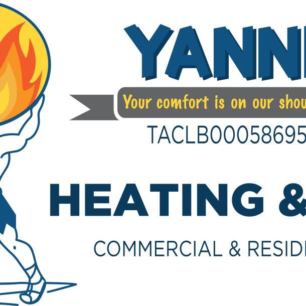 Yanni's Heating & Air Conditioning LLC