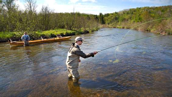 Fishing in Traverse City | Lakes, Charters & Fishing Spots