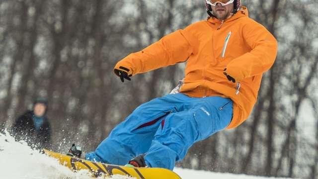 Skiing & Snowboarding in Traverse City, MI