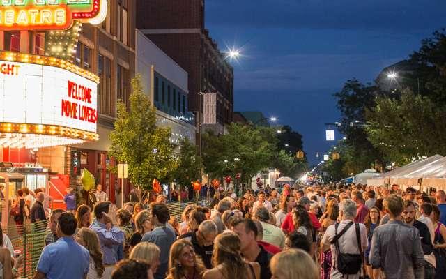 Traverse City Film Festival Summer Festivals In Michigan