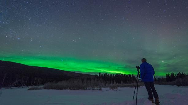 Tips for Photographing the Northern Lights}