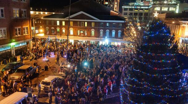 Dc Christmas Pop Up Bar.Christmas Holiday Events In Roanoke Va Christmas In Roanoke