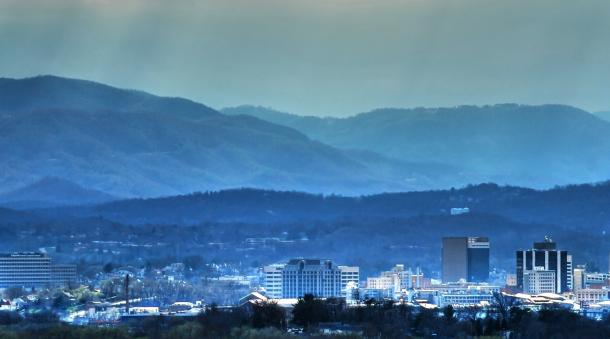 History of Roanoke - Roanoke VA History - Virginia - Blue