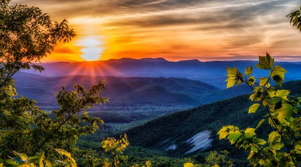 Blue Ridge Mountains | Roanoke, VA