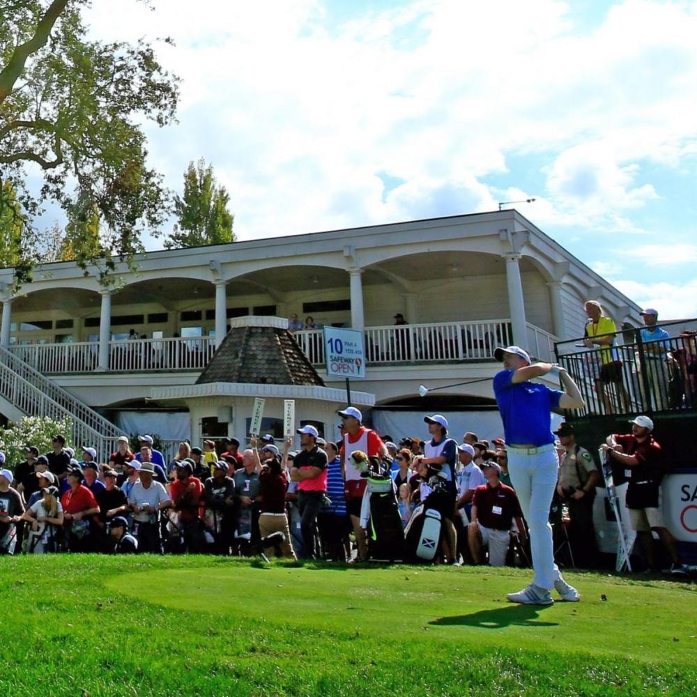 PGA Safeway Open in Napa Valley