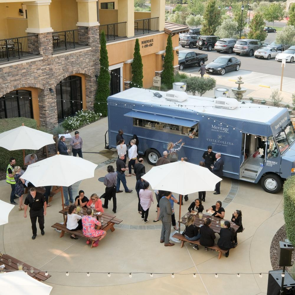 Food Truck Group Event at Vista Collina/Meritage