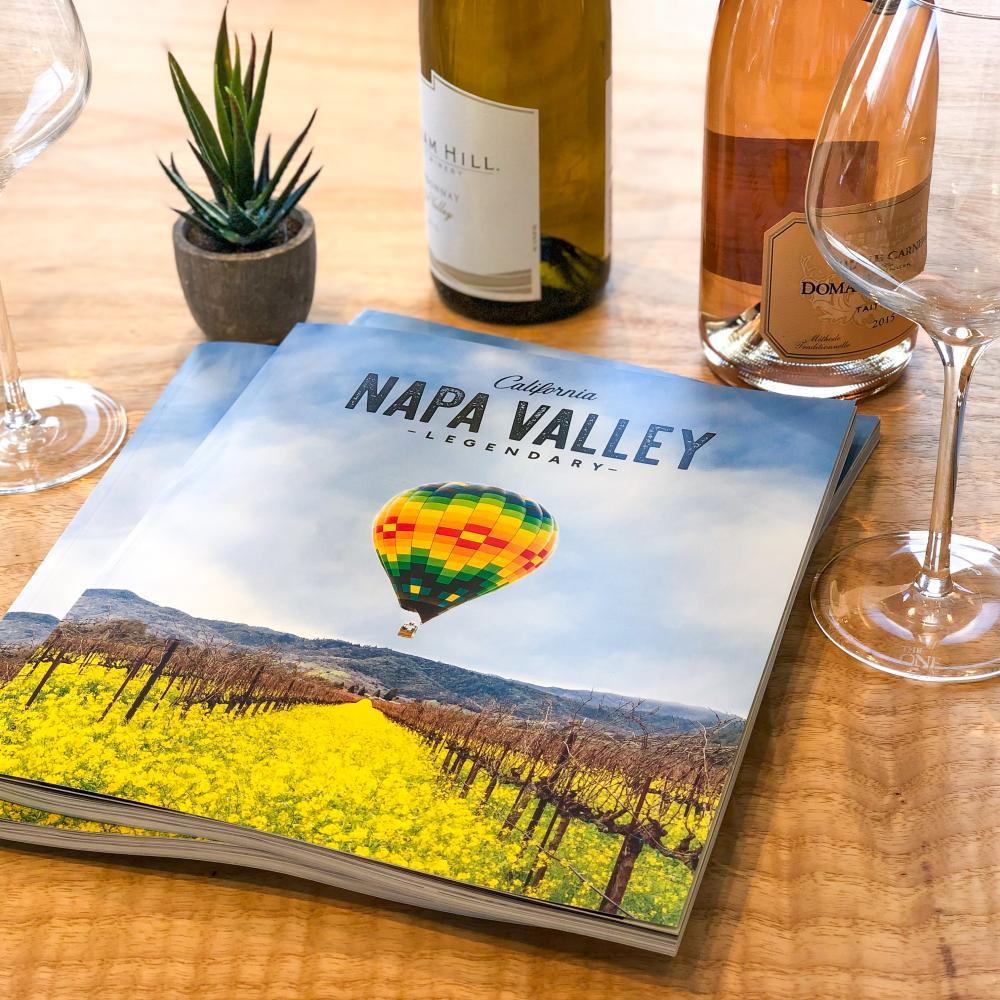 2020 Napa Valley Visitor Magazine