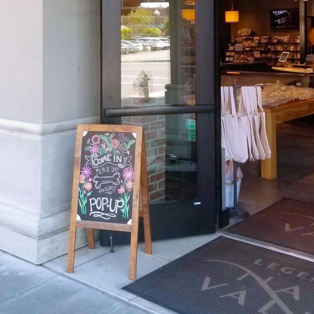 Napa Valley Welcome Center partner pop-up