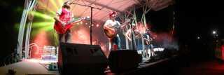 Live Music Header