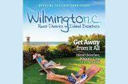 2021 Wilmington Visitors Guide Cover