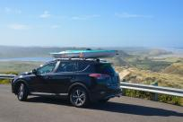 Oregon Coast Road Trip with Kayak by Melanie Griffin
