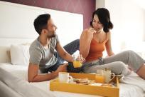 Breakfast in Bed Hotel Package