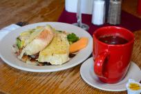 Our Daily Bread breakfast by Colin Morton