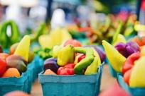 Lane County Farmers Market by Melanie Griffin