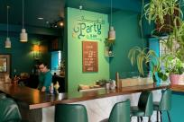 Party Bar Downtown by Melanie Griffin