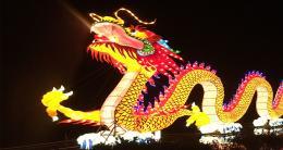 Chinese New Year - Dragon Header Image