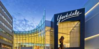 Yorkdale Shopping Centre.