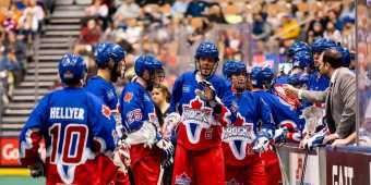Toronto Rock Lacrosse Players