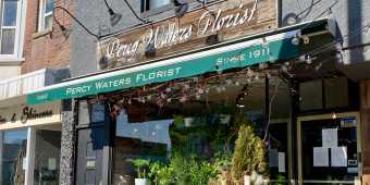 Percy Waters Flower Market