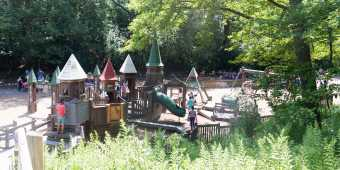 The Jamie Bell Playground at High Park