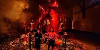 Casa Loma's Imagine Dragons-Light Forest