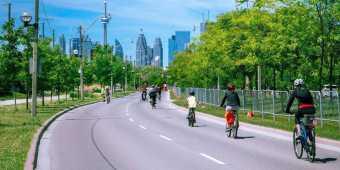 ActiveTO bike paths