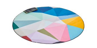Neat Space Picnic Blanket