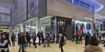 Roots store at Yorkdale Shopping Centre