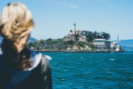 VISITING ALCATRAZ FOR THE FIRST TIME