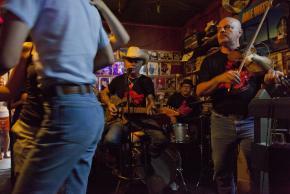 Dale Watson at Little Longhorn Saloon in Austin Texas
