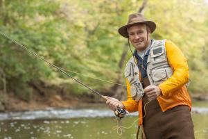 Fly-Fishing on the Yellow Breeches Creek