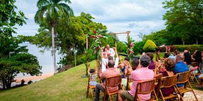 Outdoor Wedding Ocho Rios