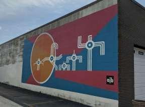 Homies Mural