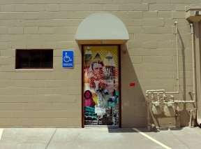 Untitled Wichita 4 Alley Door by BIGMENTION
