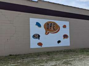 OPE! Mural