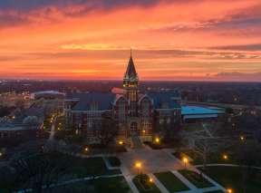 Light of Hope at Friends University