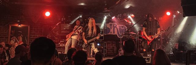 Rock Radio performing at The Bluebird