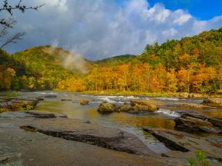 Ohiopyle State Park Fall