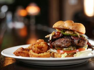 Titlow Tavern Burger