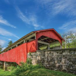 Bogert's Covered Bridge